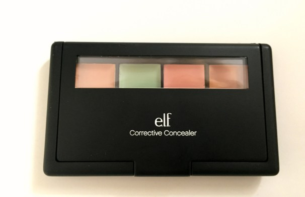 Palette anti-cernes correcteur Eyes Lips Face